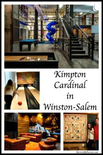 Kimpton Cardinal in Winston-Salem