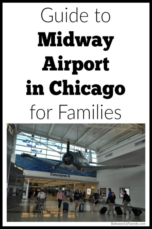 Guide to Midway Airport in Chicago for families
