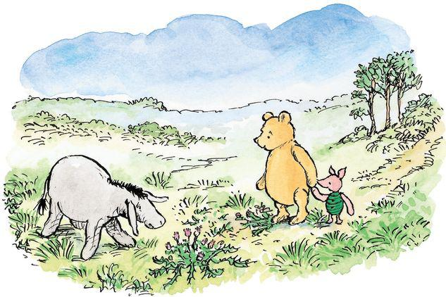 12 Wonderful Quotes From Winnie The Pooh Between Us Parents