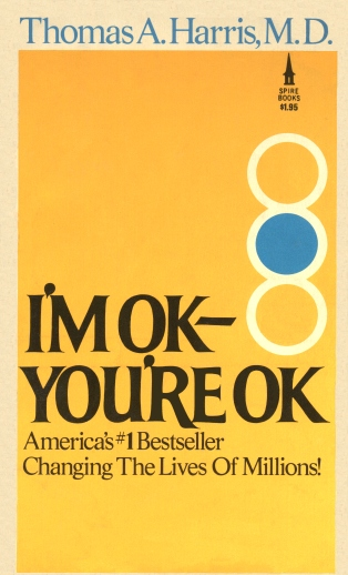 'I'm OK - You're OK' book cover