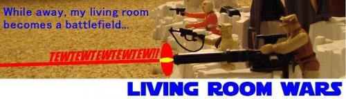 Phil Custodio's Living Room Wars webcomic