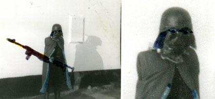 Me, dressed as Darth Vader in 1978