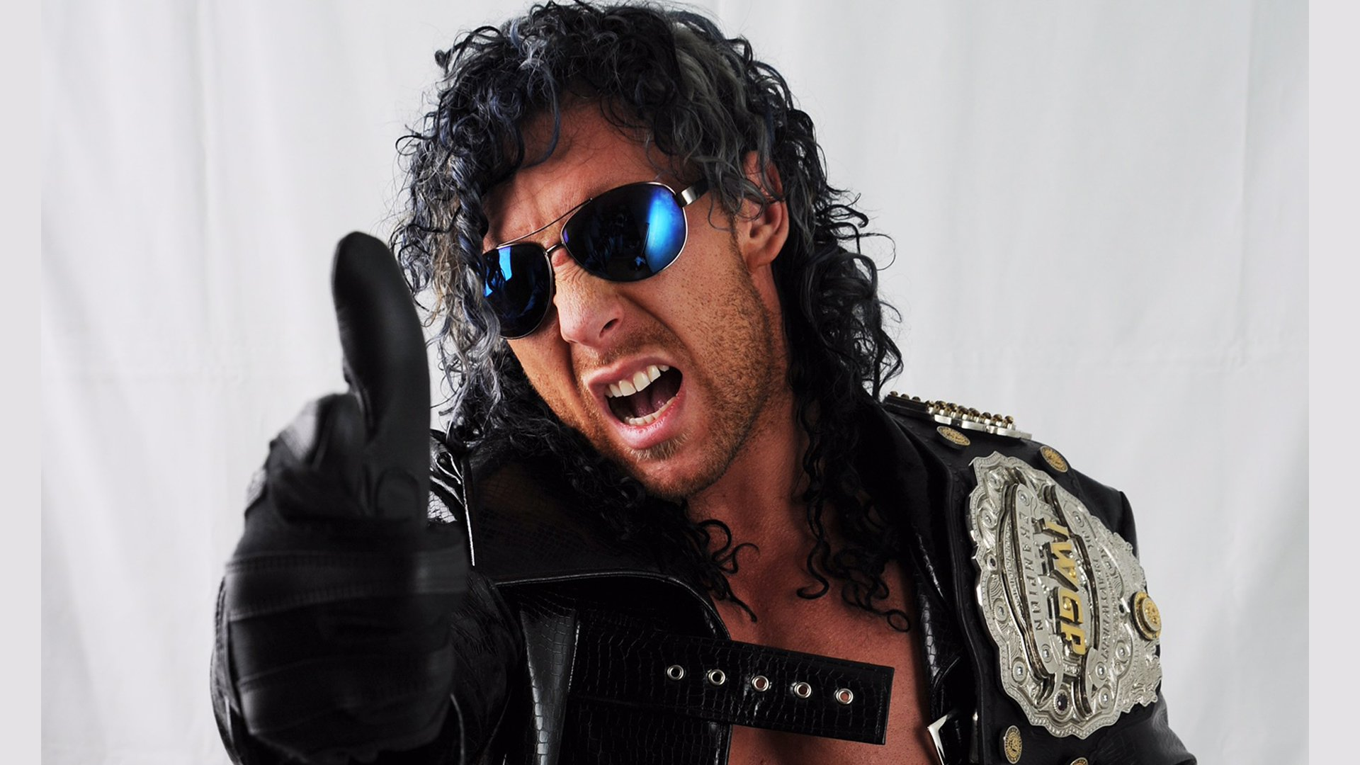 Image result for kenny omega