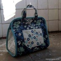 Mała torba dla kreatywnych/ Small Maker's Tote