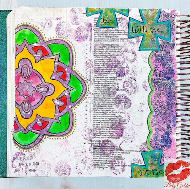 12 Things You Need to Bible Art –Mixed Media Style