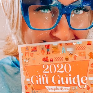 2020 Gift Guide with Scrapbook.com