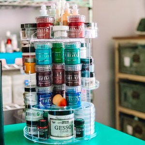 Glimmer Paste is wonderful to have a collection of in your supplies