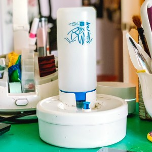 Rinse Well is a must tool in a craft room