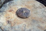 Compass rose in Issachar