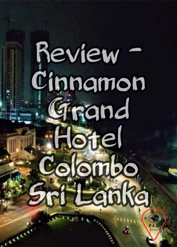 Cinnamon Grand Hotel in Colombo - Hotel Review