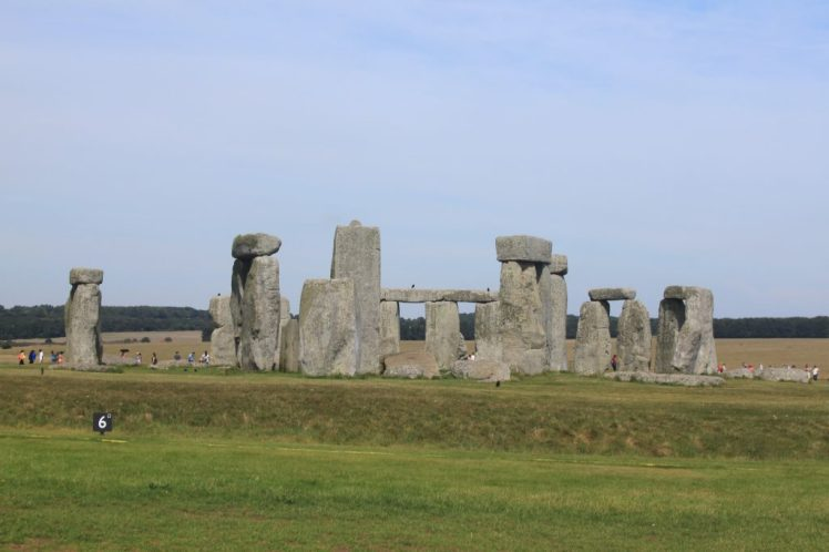 Stonehenge in England. It is known how and why this built, it is still amazing to witness.
