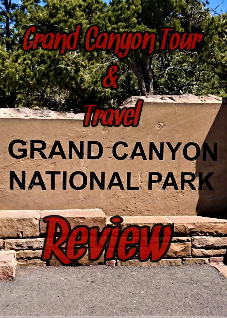 Grand Canyon Tour and Travel - Review  We are stood in the Grand Canyon National Park