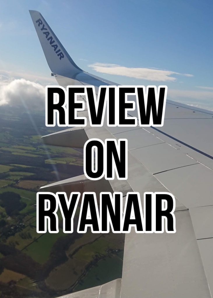 Review on Ryanair