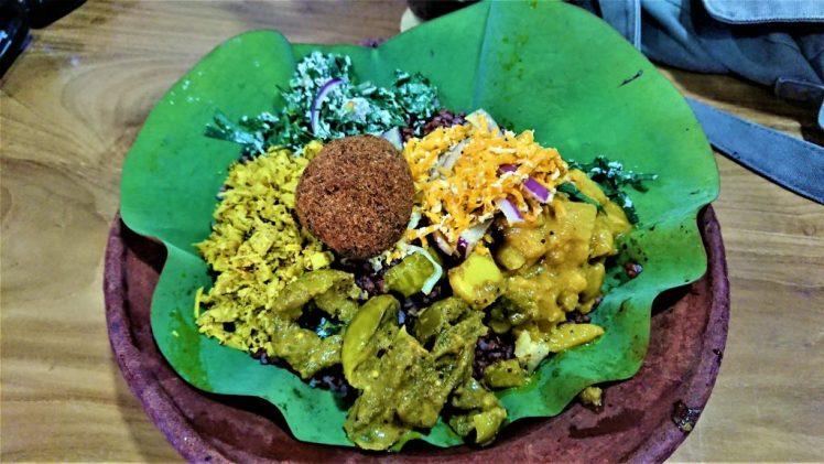 Staple foods of Sri Lanka from Rambath