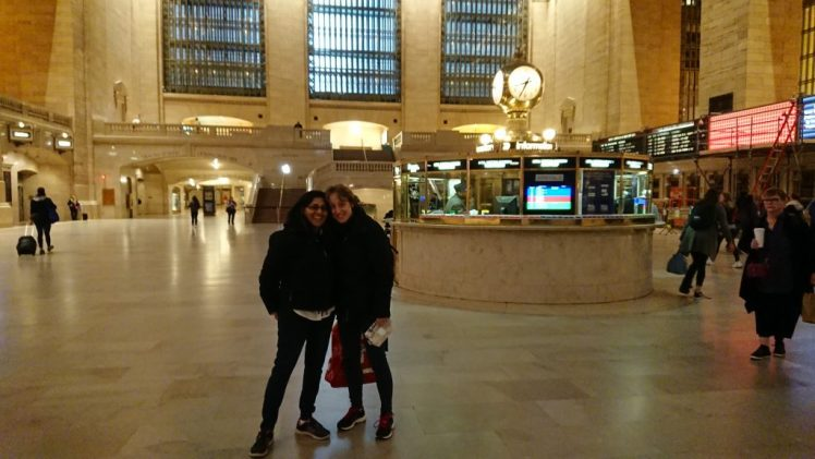 The Clock in Grand Central - Free things to do in New York City