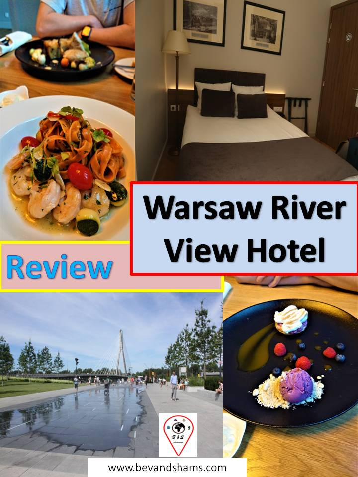 Warsaw River View Hotel - Review