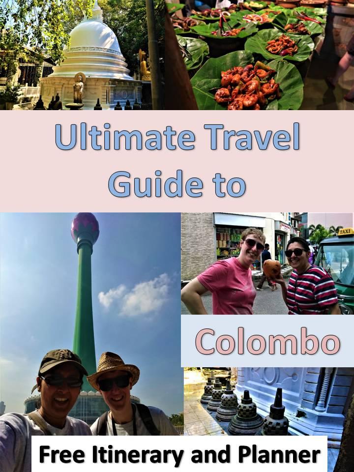 Ultimate Travel guide to Colombo, Sri Lanka
