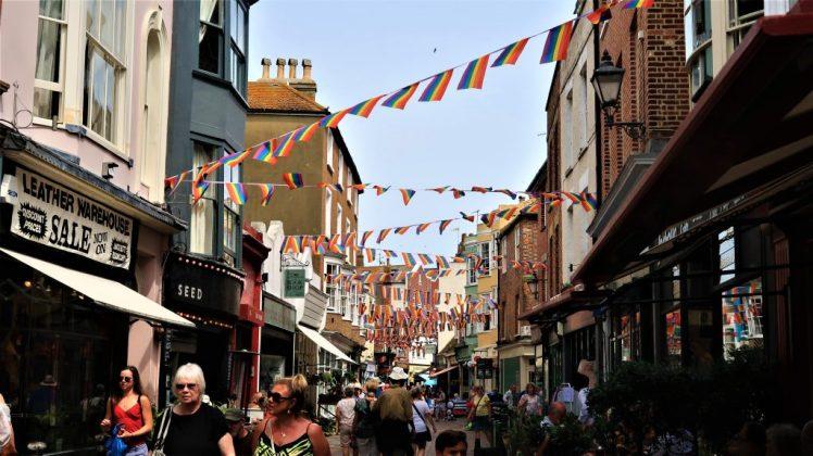 Street in Hastings