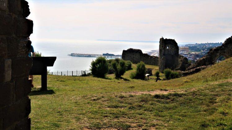 Hastings Castle - UK