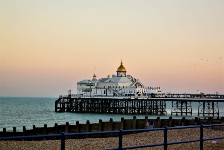 Eastbourne Pier - Ultimate travel guide to UK