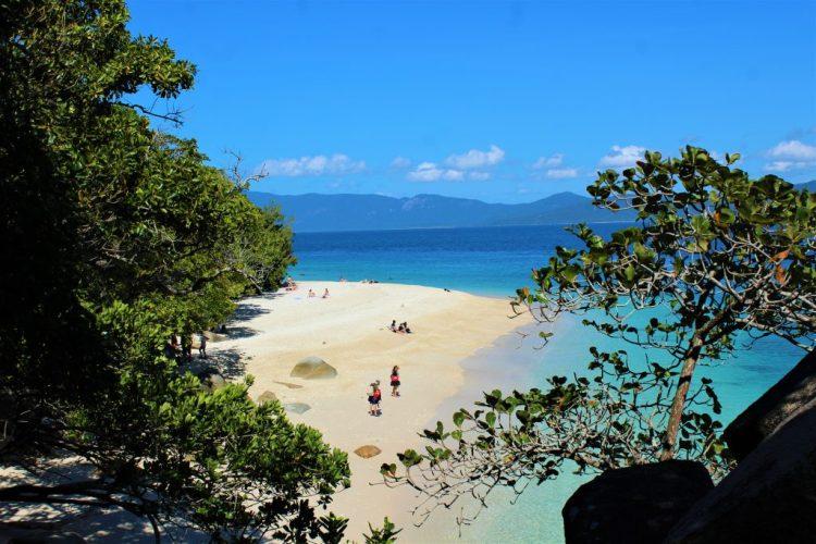 Nude Beach Fitzroy Island