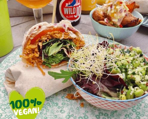vegan restaurant brussel greenway