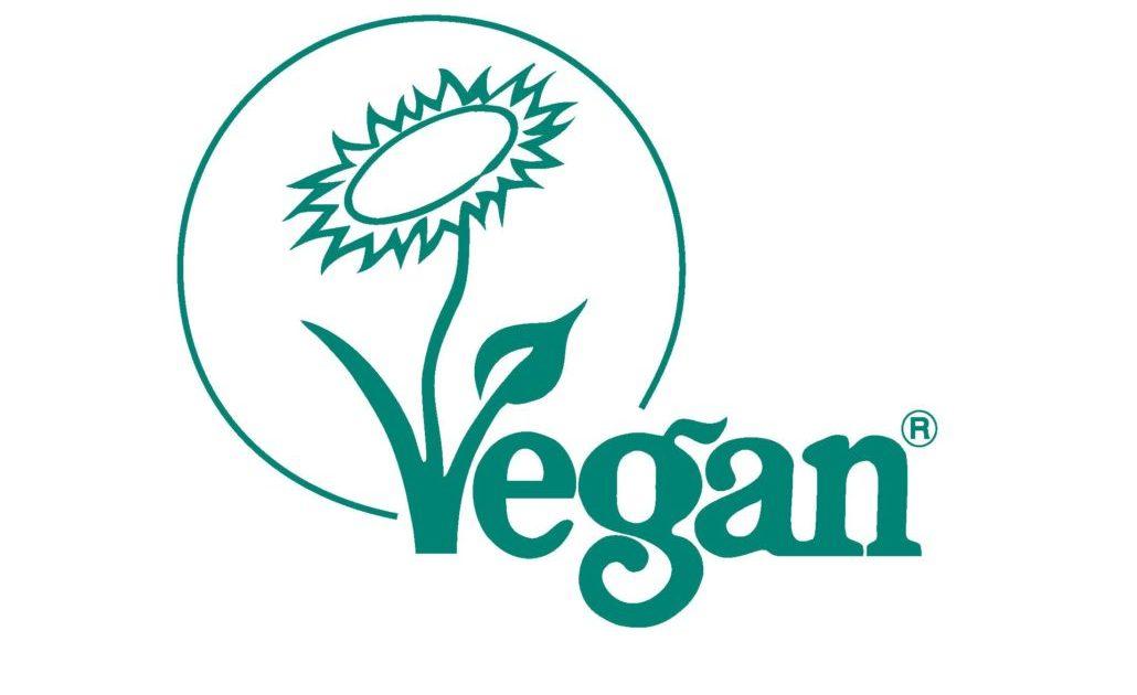 vegan trademark zonnebloem