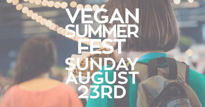 Datum Vegan Summer Fest