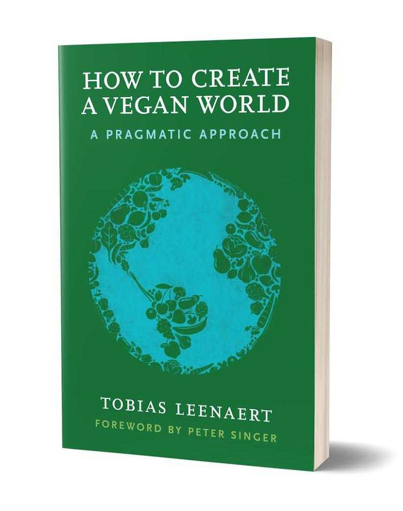 how to create a vegan world