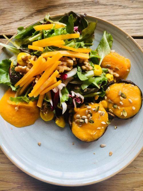vegan eten in brugge restaurant de republiek
