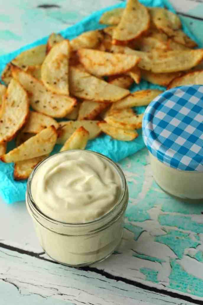 Recette mayonnaise vegane