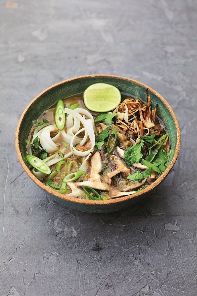recept Vietnamese soep pho