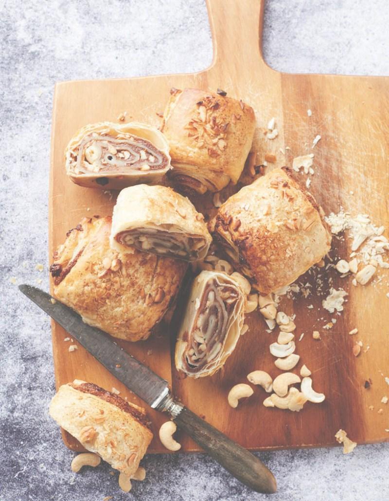 recept vegan ontbijtkoeken maken