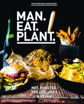 vegan kookboek man eat plant