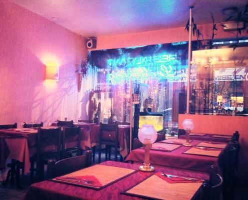 vegan restaurant Luik Le Mekong
