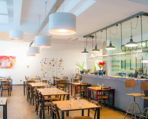 vegan restaurant Luik Como en casa