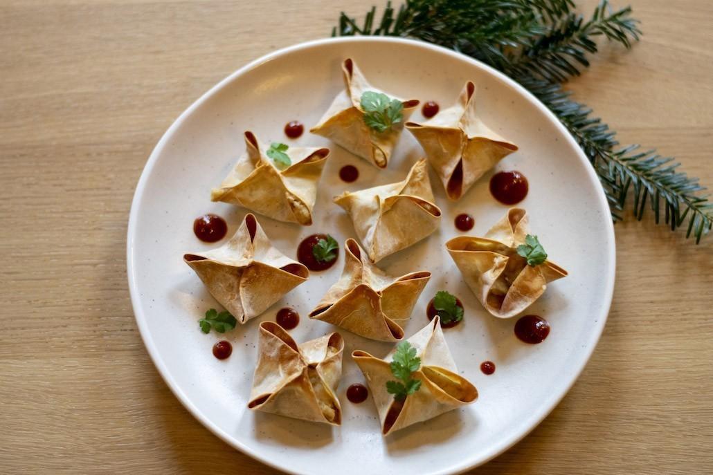 veganistische recepten feestmenu