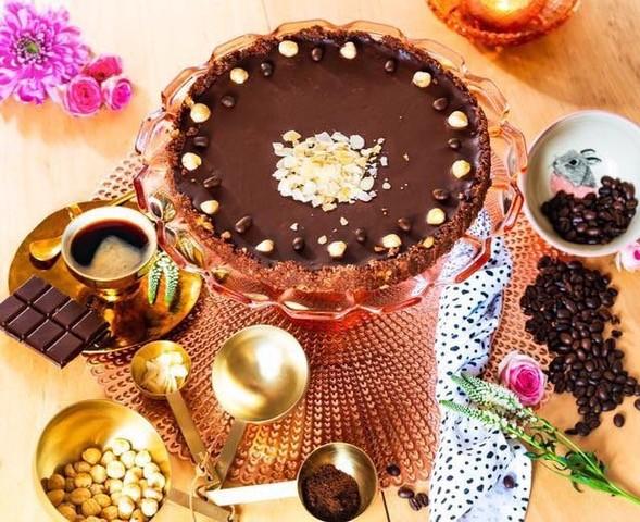 veganistische taart kopen in Gent bij Cake Moss