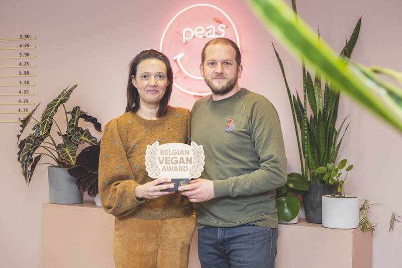 Peas Best Pastry 2020