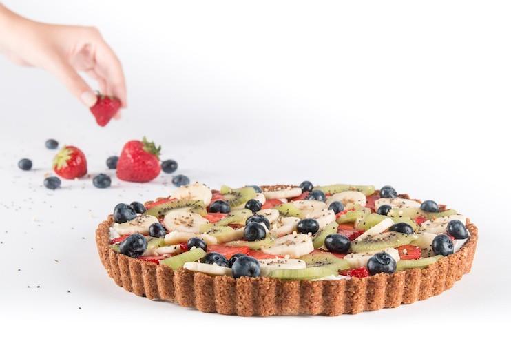 gâteaux véganes Madame Bakster Gand