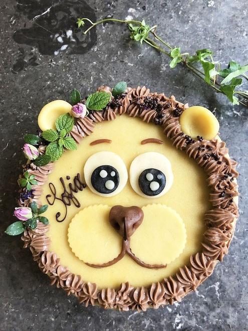 gâteaux véganes Succulente Anderlecht