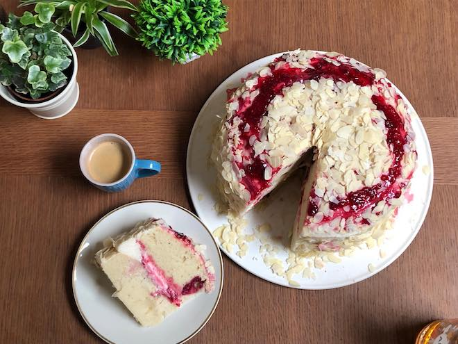 gâteaux véganes The Judgy Vegan Bruxelles