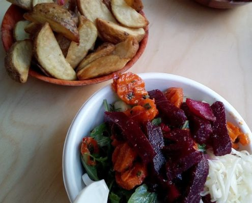 manger végane à Anvers : Falafeltof