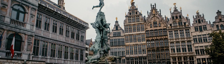 manger végane à Anvers