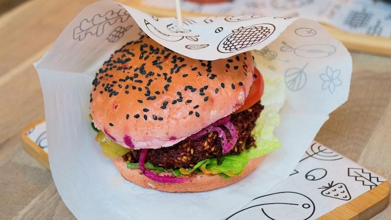 vegan burger kopen