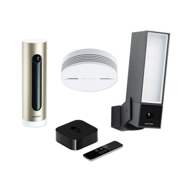 Netatmo HomeKit Starterpack 1 Security