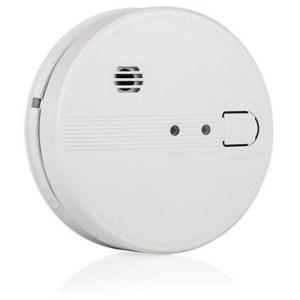 Smartwares FSM-17400 Rookmelder 230 V en 9 V Alkaline batterij