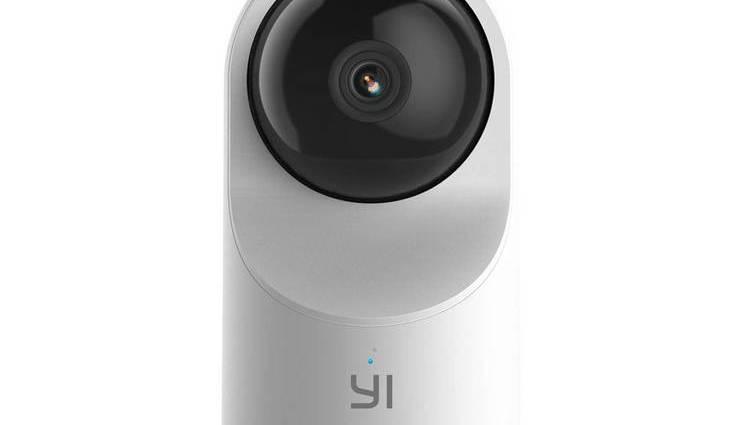 YI Kami Dome X Y30 IP Bewakingscamera WiFi 1920 x 1080 pix