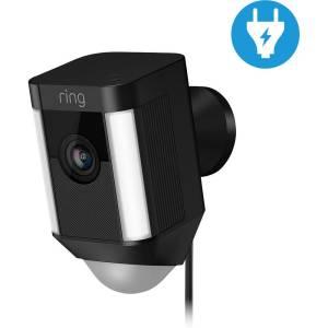 ring Spotlight-Cam 8SH1P7-BEU0 IP Bewakingscamera WiFi 1920 x 1080 Pixel