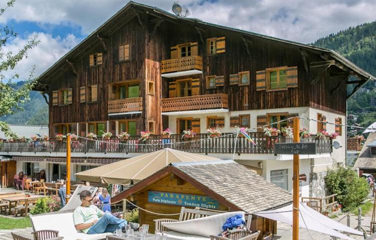 Hotels in Morzine
